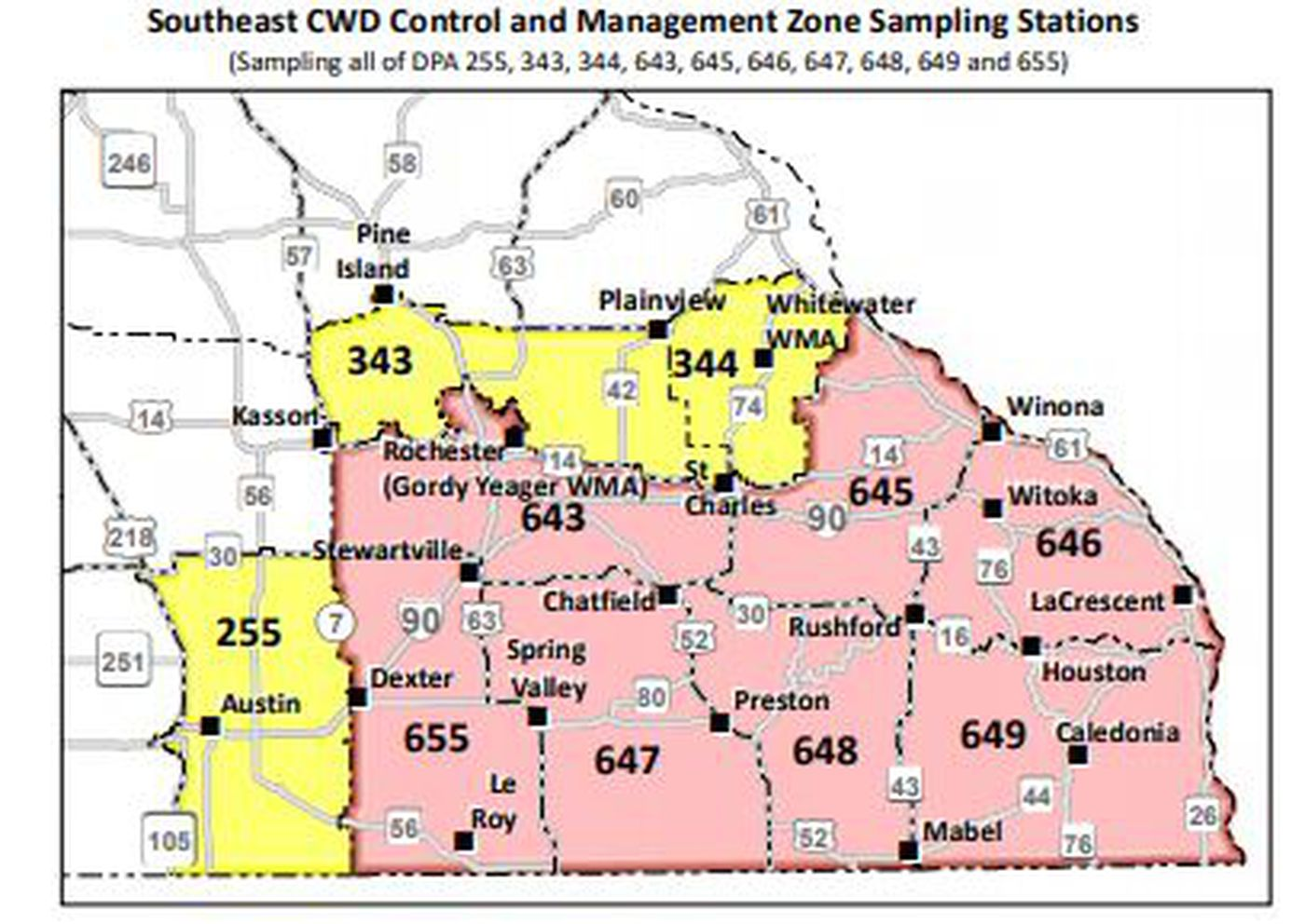DNR hosts open houses to inform hunters on new regulations ... on map of wisconsin and minnesota, map of southeast fl, map of minnesota small towns, map of southeast cu, map of southeast mt, map of all regions, map of southeast bc, map of twin cities metro, map of iowa area, map of minneapolis suburbs, map of southeast asia, map of minnesota cities and towns, map of northeast iowa, map of south dakota and minnesota, map of northern minnesota cities, map of southeast ct, map of minneapolis/st. paul, map of southeast ak, map of mankato, city of winona mn,
