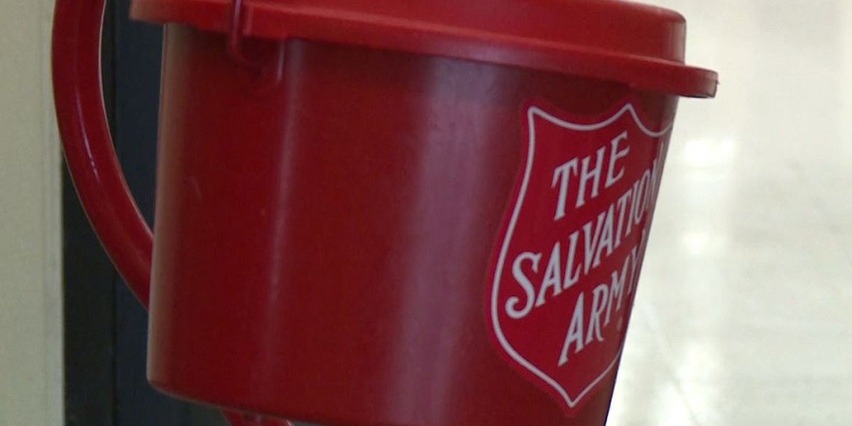 Local partners matching donations to Salvation Army's Red Kettles