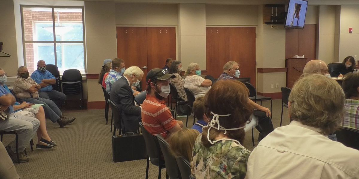 Gun club application creates controversy near Courtland