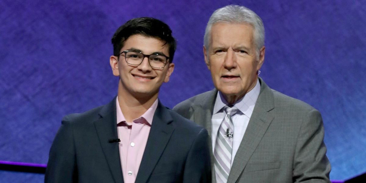 Teen 'Jeopardy!' champ donates $10,314 of winnings to cancer research in honor of Alex Trebek