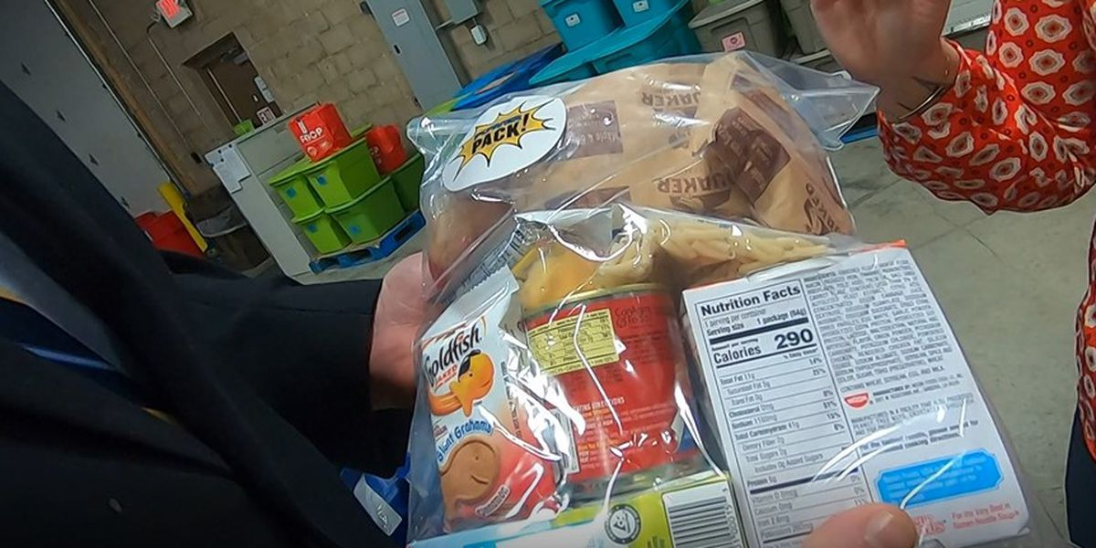 Backpack Food Program moves to home delivery