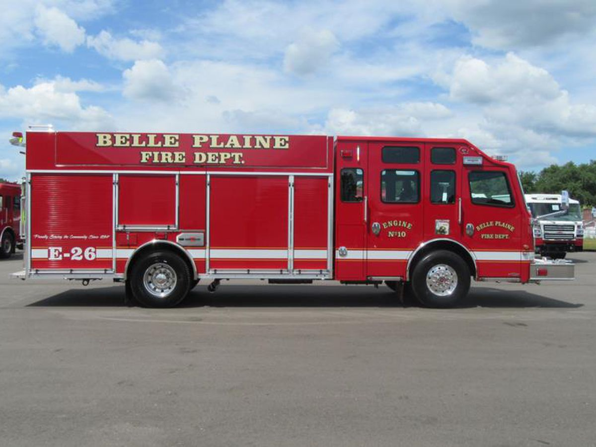 Belle Plaine Fire Department celebrates 125 years Saturday