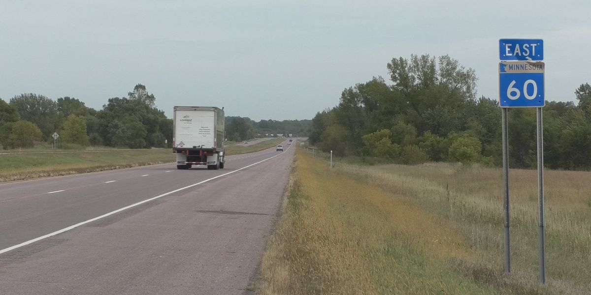 MnDOT requests public's input on Highway 60 improvements in Lake Crystal