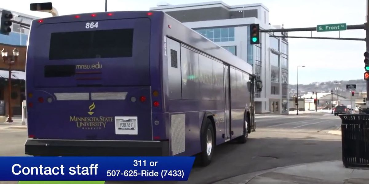 Cherry Street bus stop will soon move back to permanent location