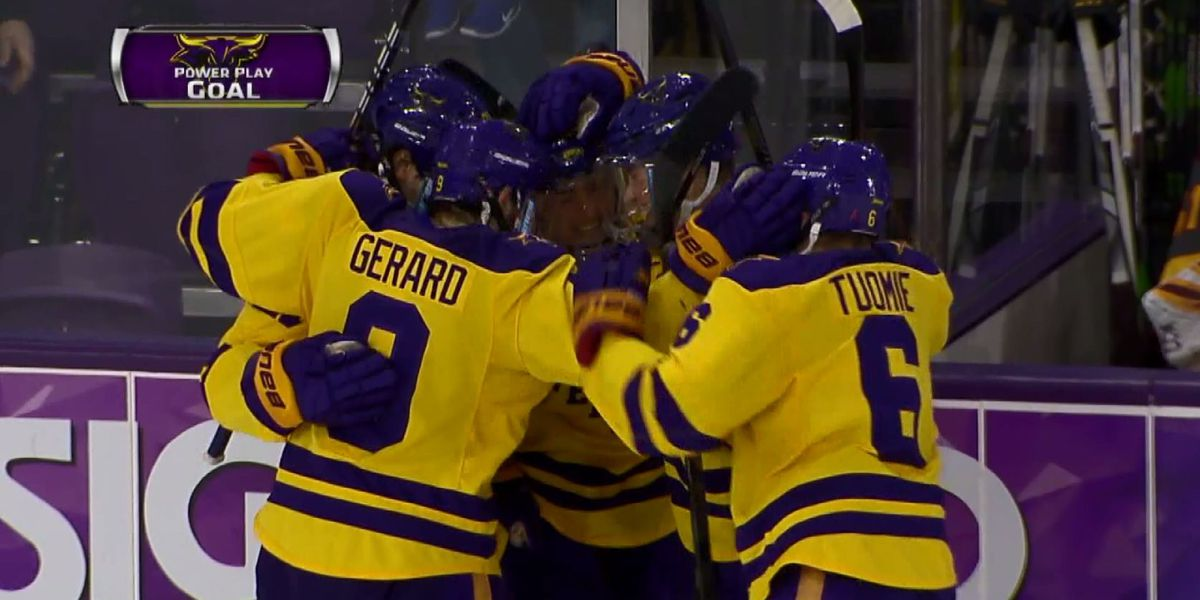 Minnesota State remains atop USCHO for second consecutive week