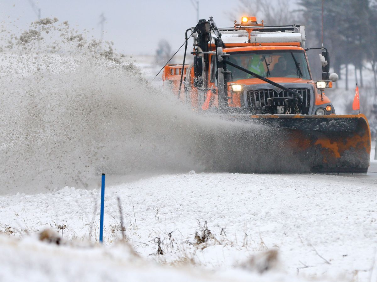 MnDOT announces winners of Name a Snowplow contest
