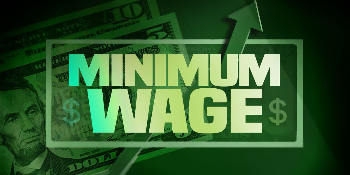 These 20 states are increasing their minimum wage by January 1