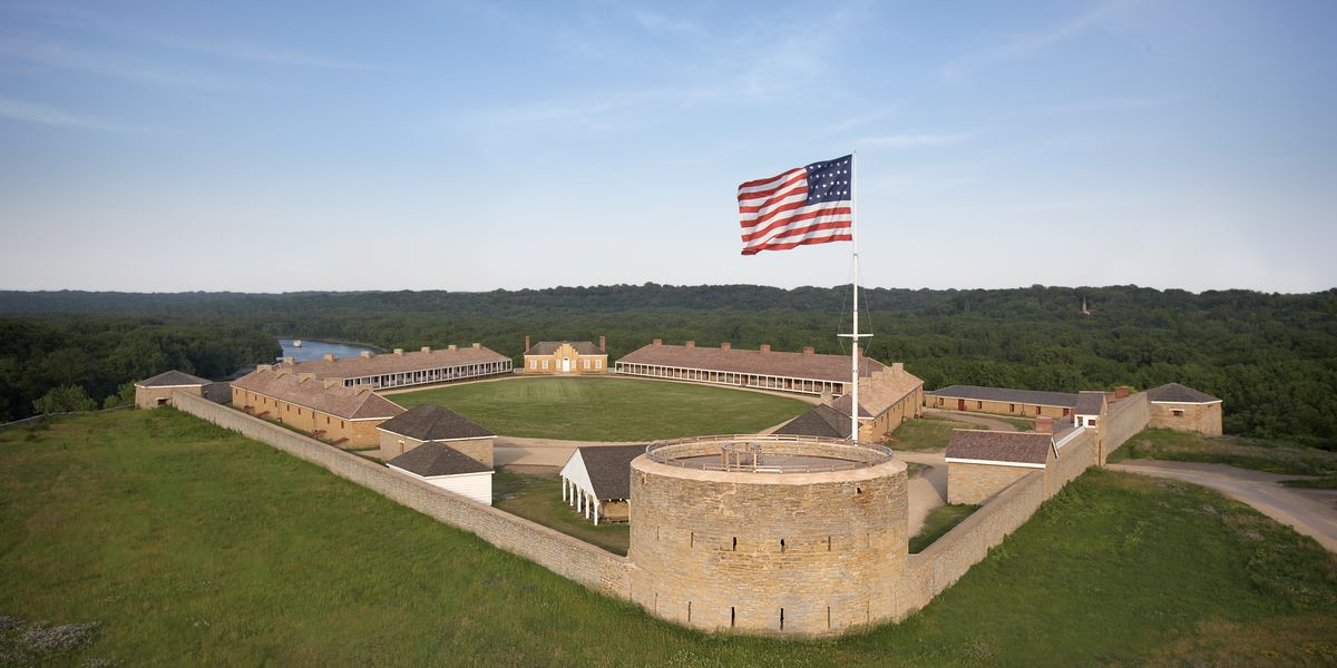 Hearings begin on whether to rename Historic Fort Snelling