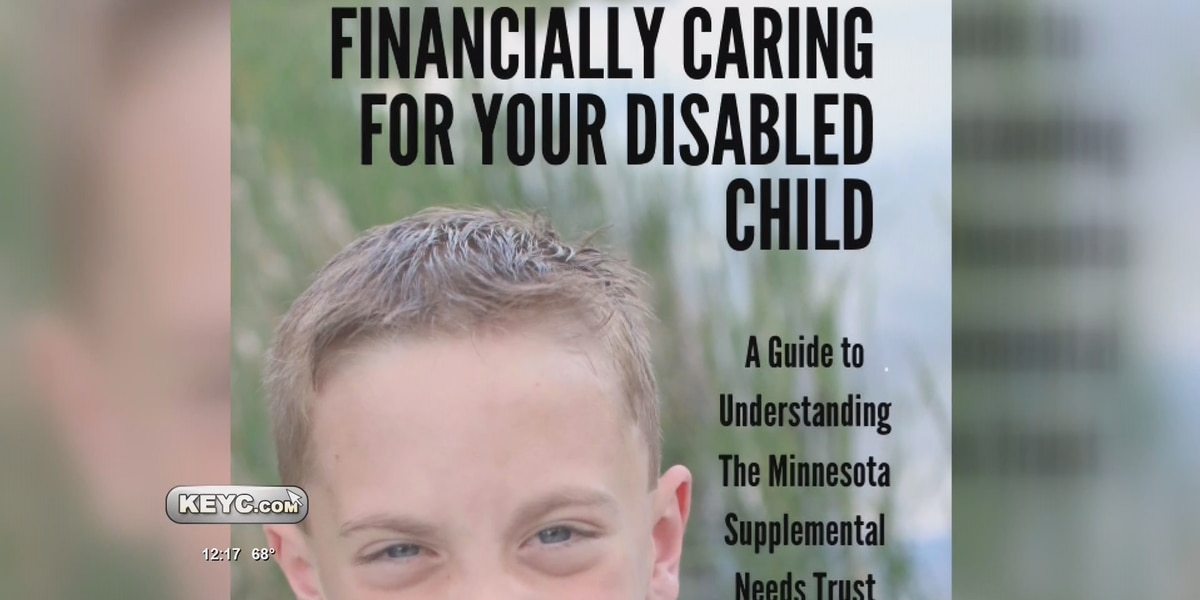'Financially Caring for a Disabled Child': local author, attorney discusses new book