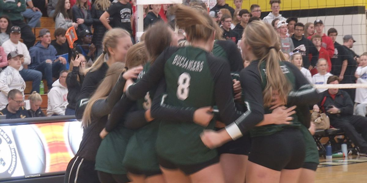 WEM Glides past Henning in state quarterfinals