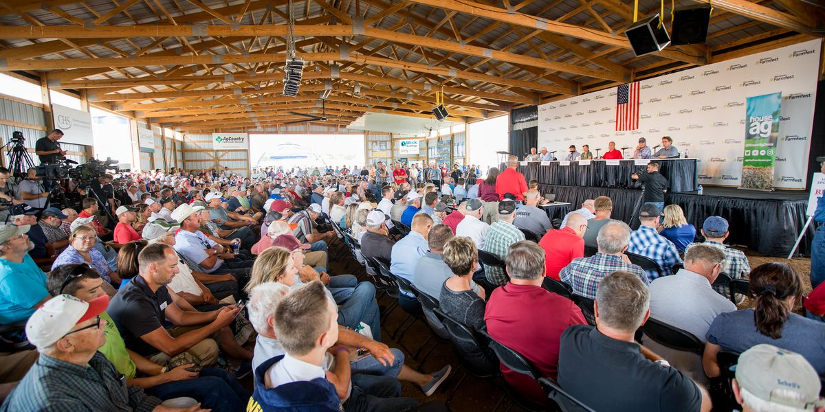 Minnesota Farmfest 2020 in Redwood County canceled