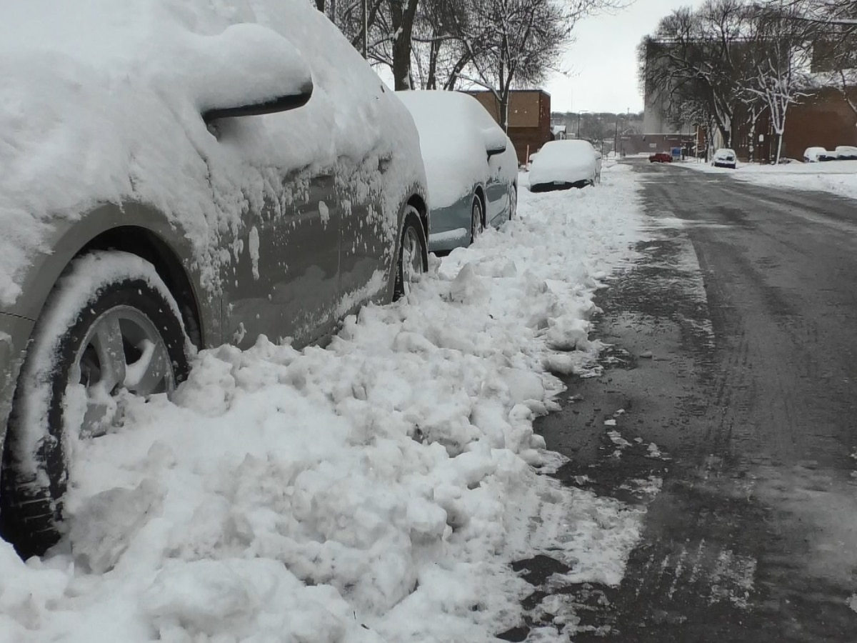 Snow emergency declared for Mankato's downtown corridor