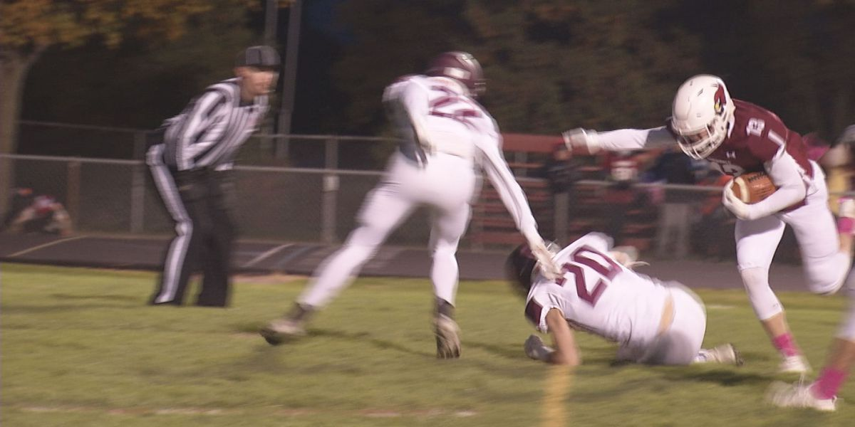 Fairmont runs past Norwood-Young America