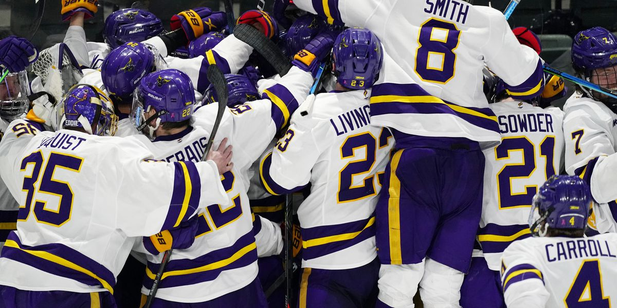Maverick Hockey sells out limited number of tickets to Frozen Four