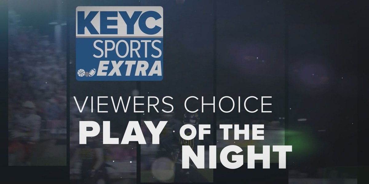 Vote for this week's Sports Extra Play of the Night