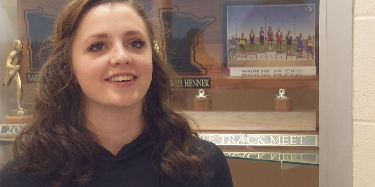 Prep Athlete: St. Clair's Emily Olson