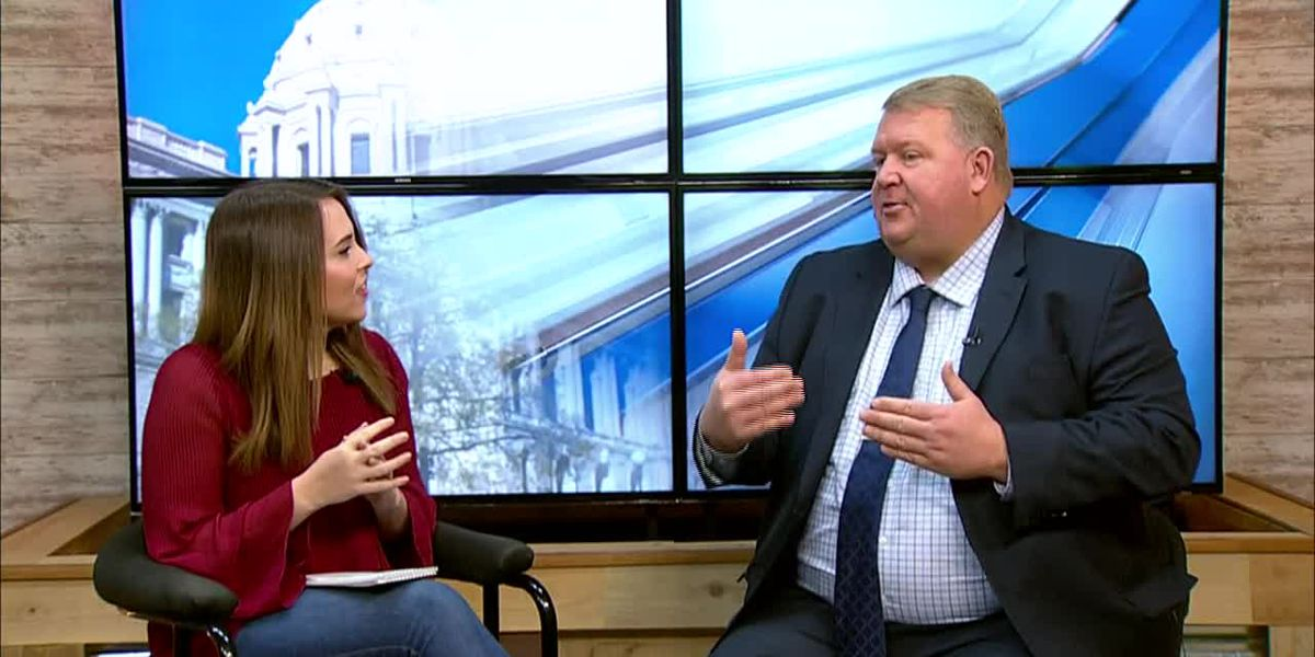 Sen. Rich Draheim talks about what 2020 Minnesota Legislature is hoping to accomplish this session
