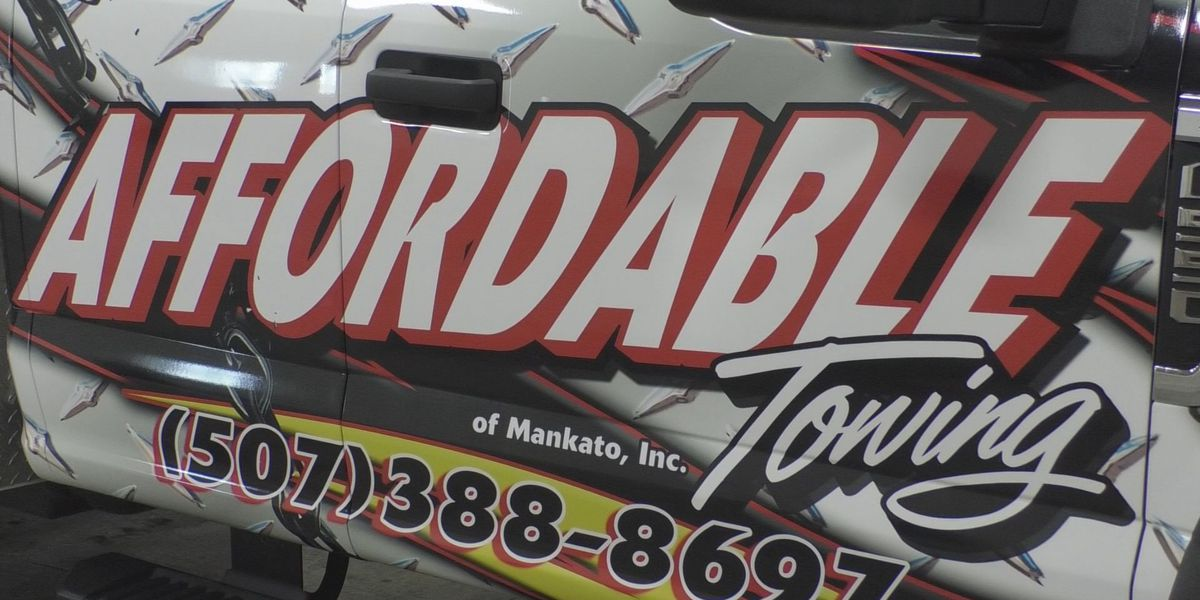 Towing in Mankato gets a shakeup