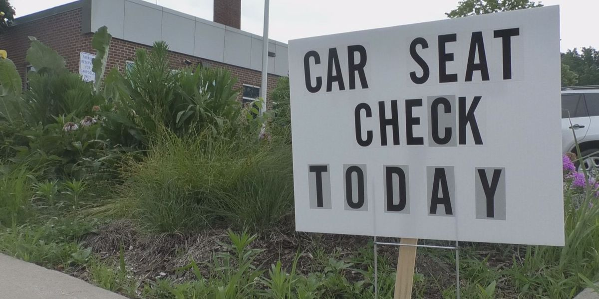 Summer Safety Day gives away free car seats