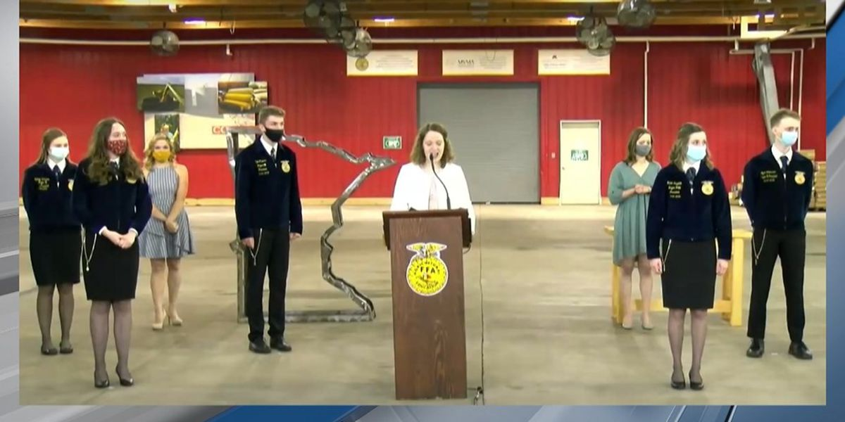 Minnesota State FFA Convention: A look at local honors