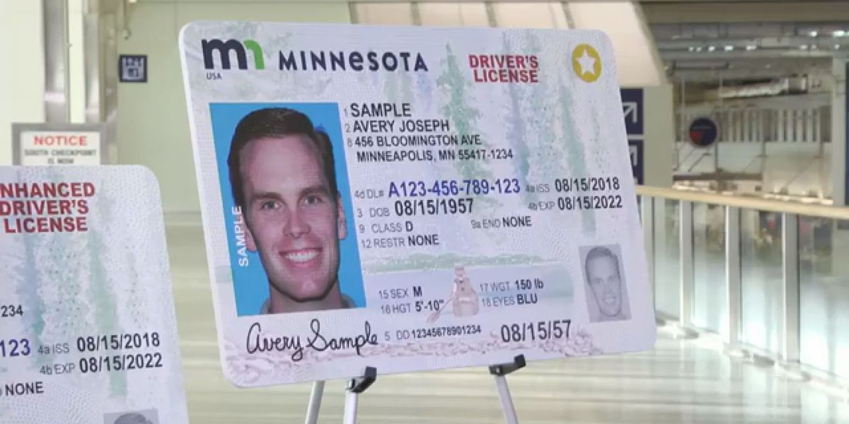 State suggests Minnesotans apply for REAL IDs now