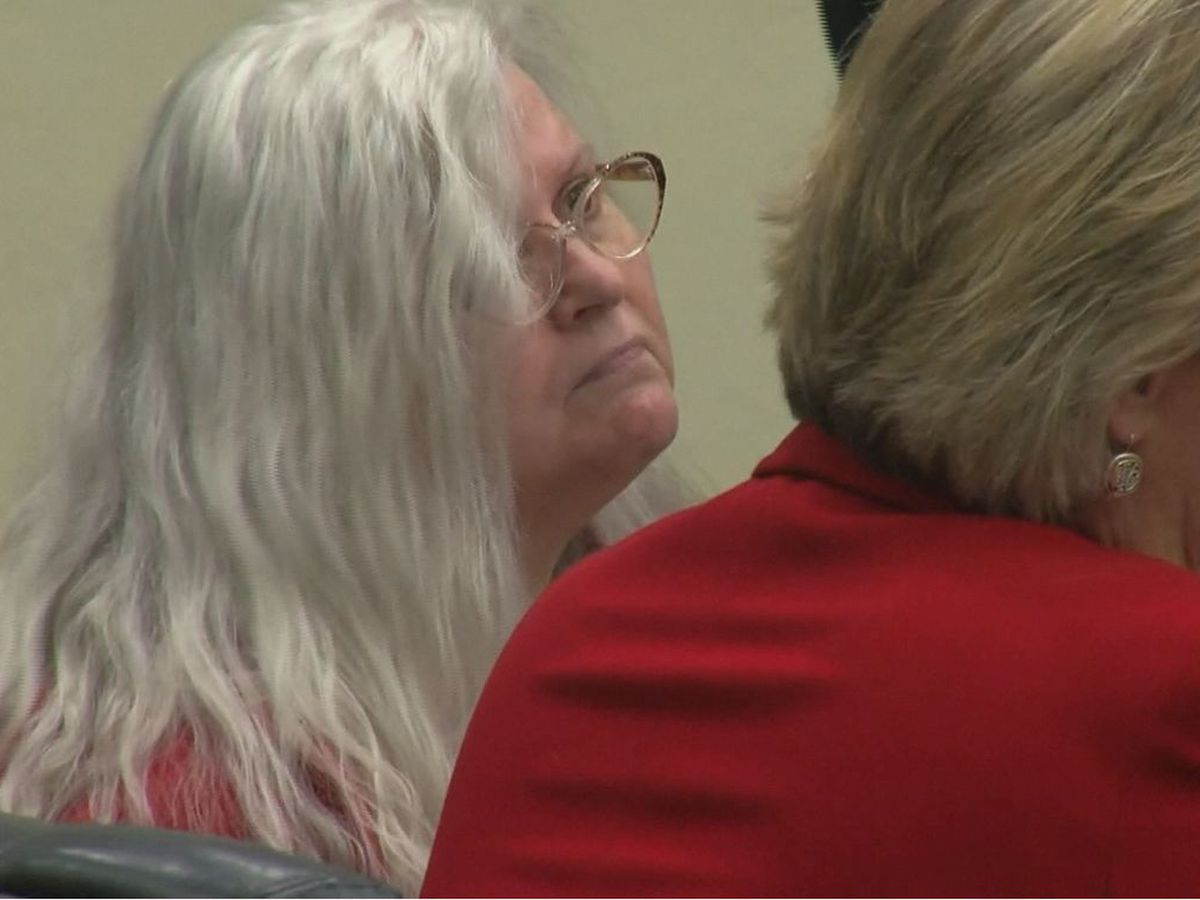 Riess pleads guilty to husband's slaying, sentenced to life without parole