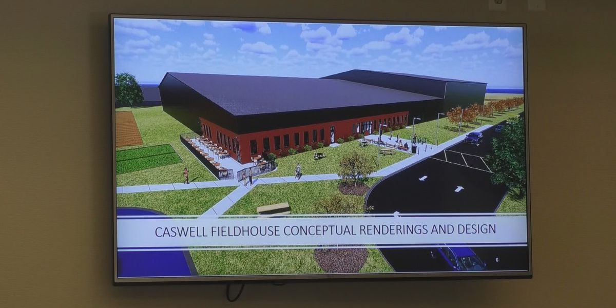 North Mankato City Council reviews Caswell Park Fieldhouse financial estimates