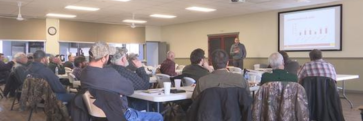 Small grains workshops provide growers with updates and tips on small grain management