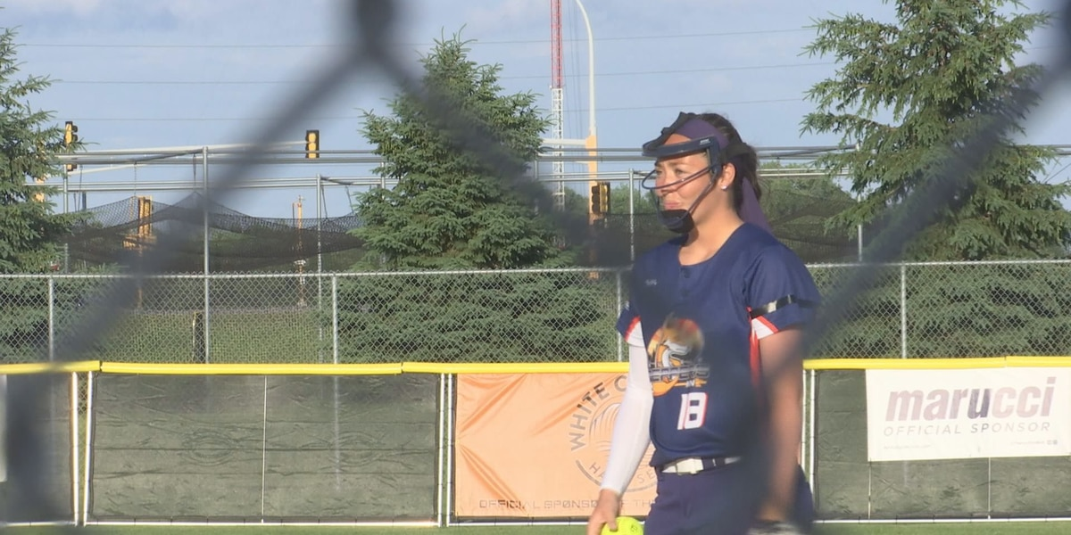 Ries hoping to play softball in 2020