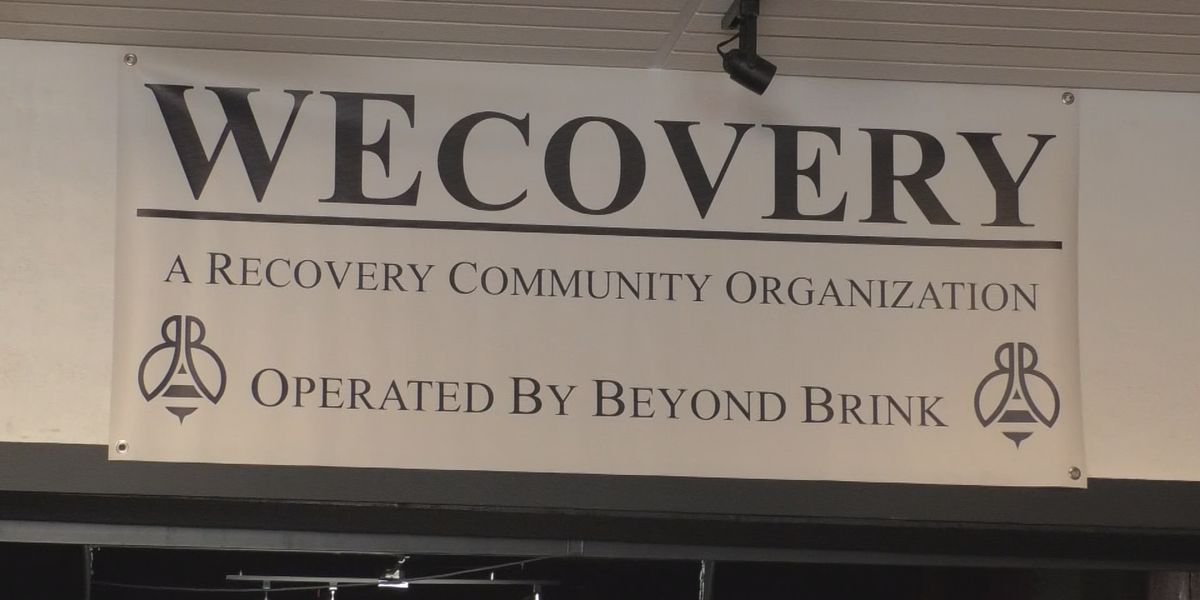 Wecovery opens men's transitional house