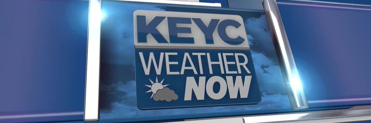 KEYC News Now at Noon Weather 12221
