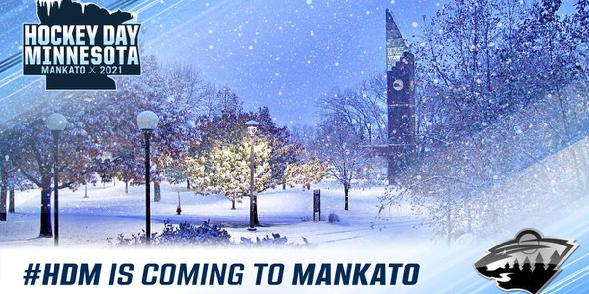 Hockey Day Minnesota coming to Mankato in 2021
