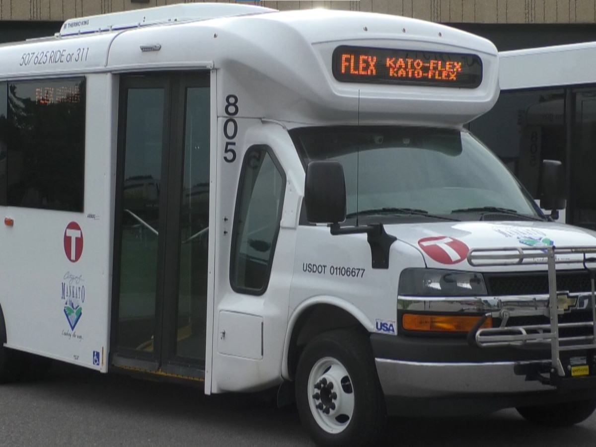 New, updated transportation service coming to Mankato, North Mankato