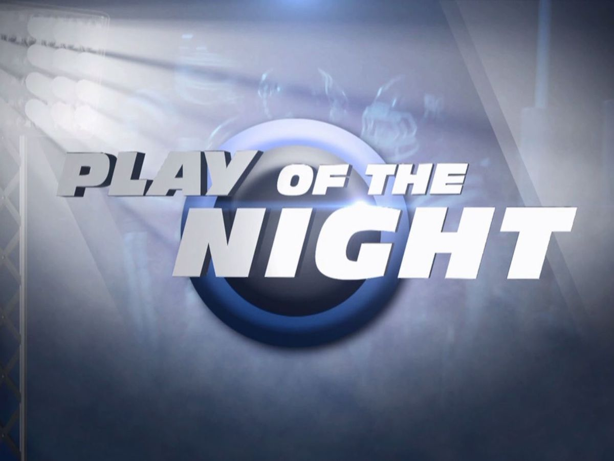 Sports Extra Play of the Night: Week 4