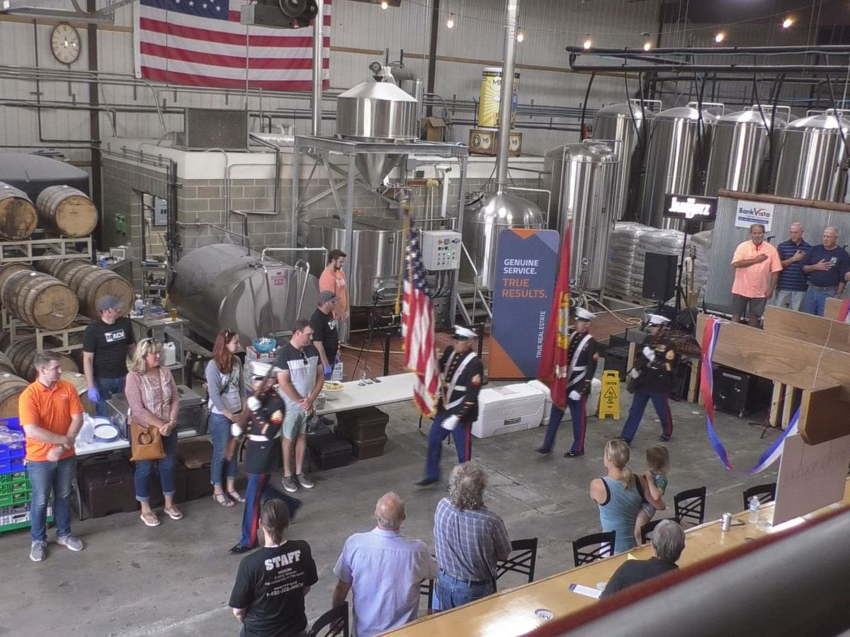 HOPS for Heroes raises money to end veteran homelessness