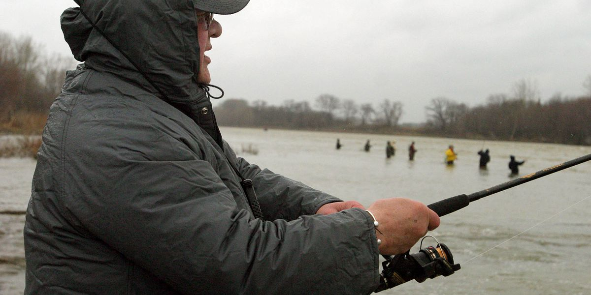 DNR urging anglers to fish close to home during fishing opener