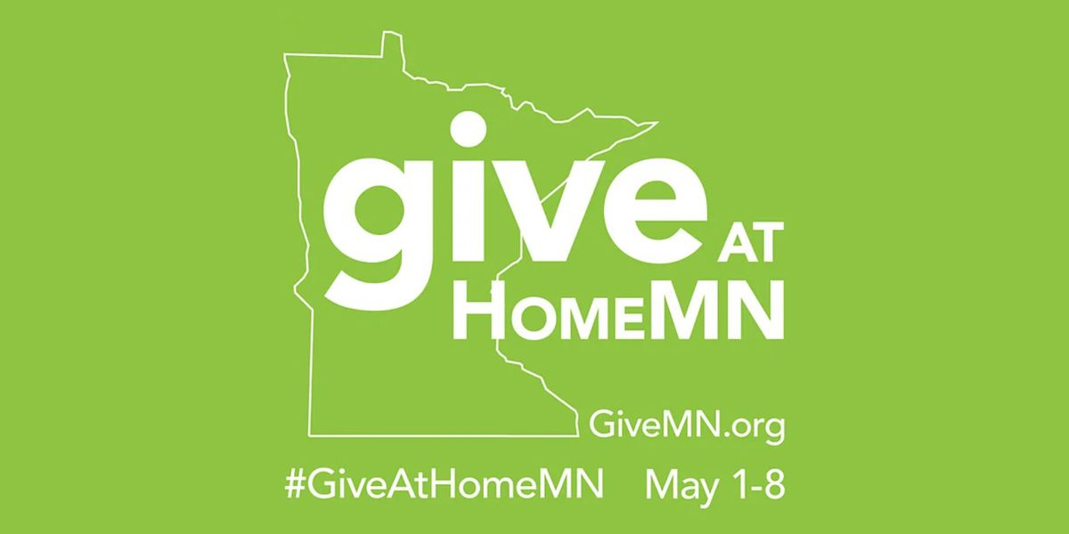 GiveMN launches #GiveAtHomeMN to help nonprofits, schools across state