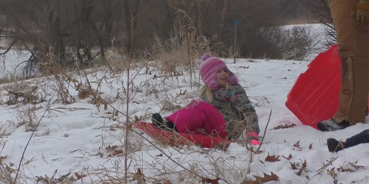 Winter Explorer's Camp takes on an array of snow related endeavors