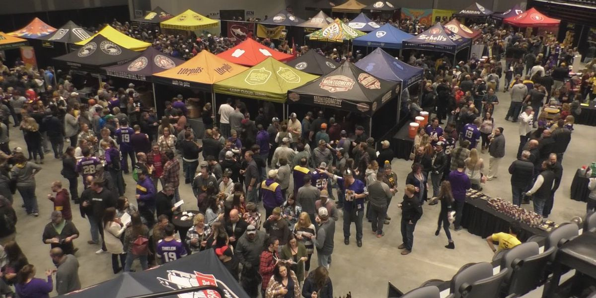 Mankato Craft Beer Expo draws over 1500 people