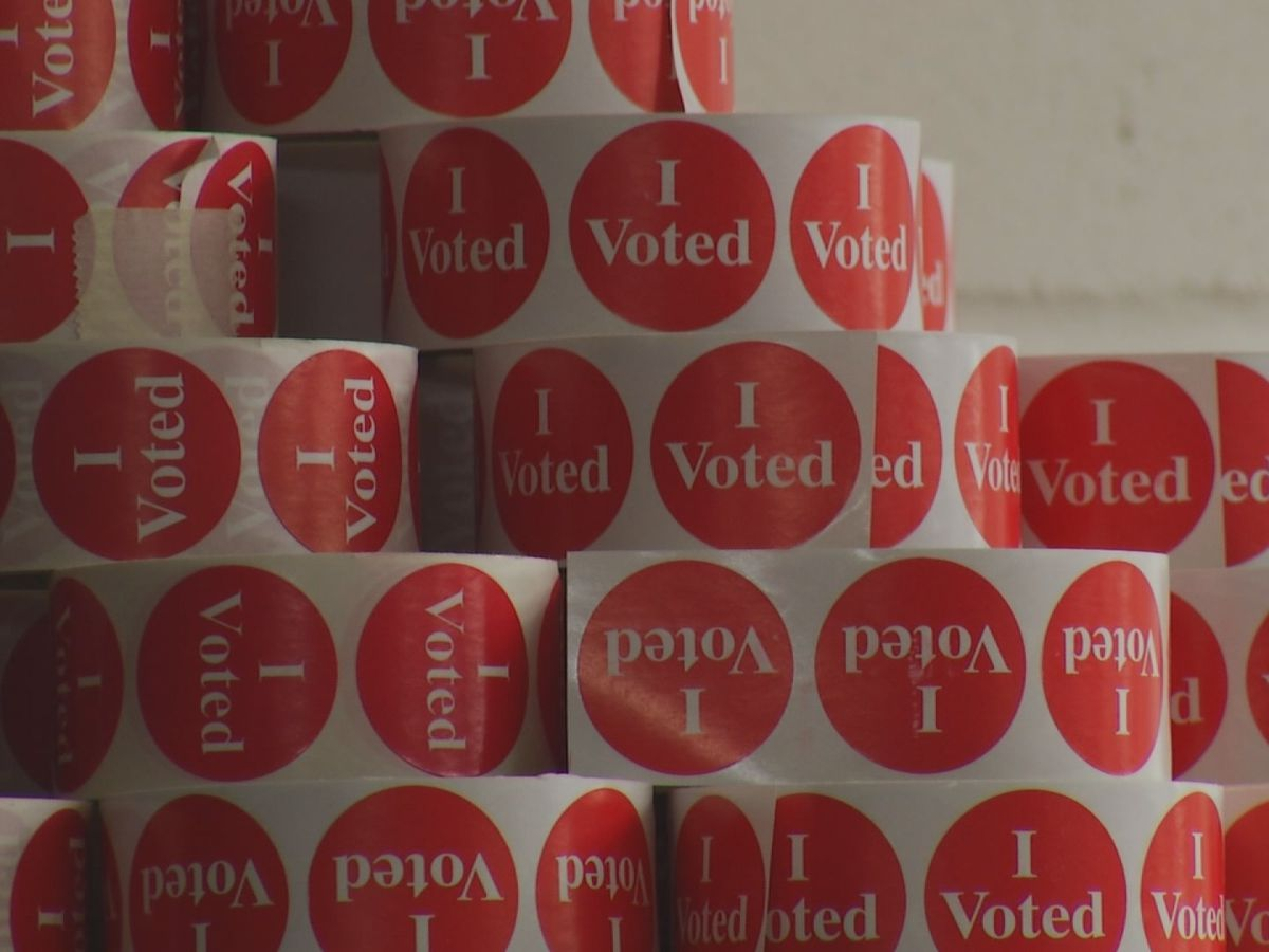 Ballot processing begins with two weeks until Election Day