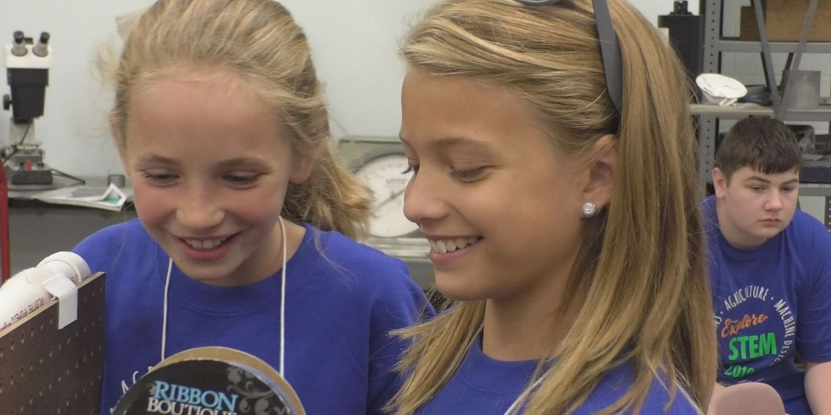 STEM Camp gets the brain juices flowing