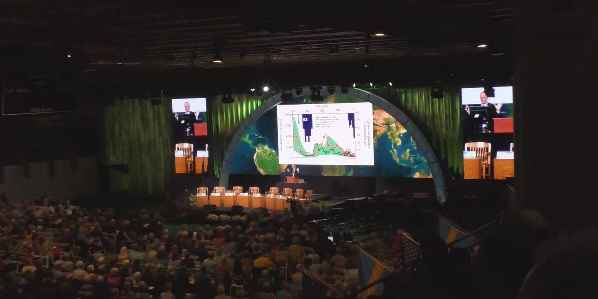 Nobel Conference talks climate change