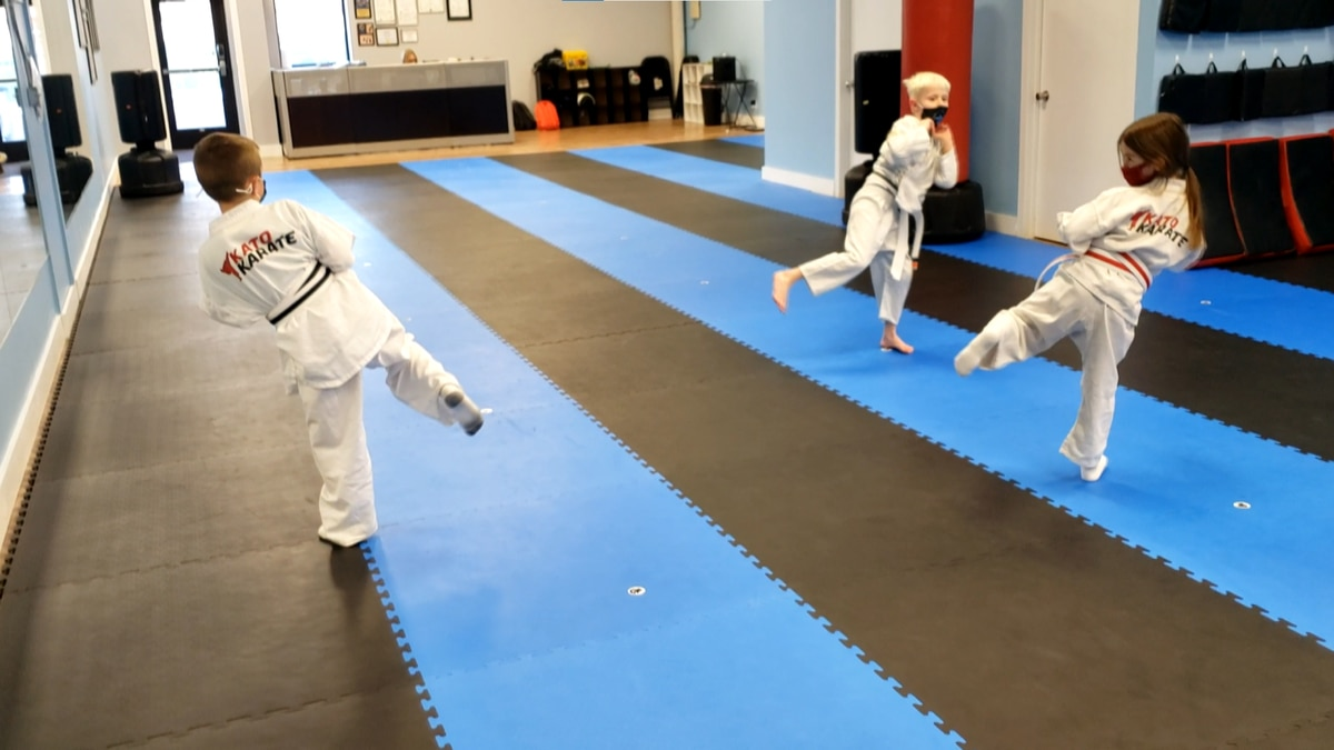 Kato Karate reinventing itself in a new light