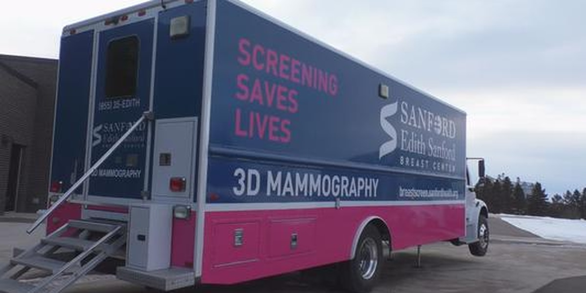 Mobile 3D mammography arrives in Windom, helps address equipment need in rural Minnesota