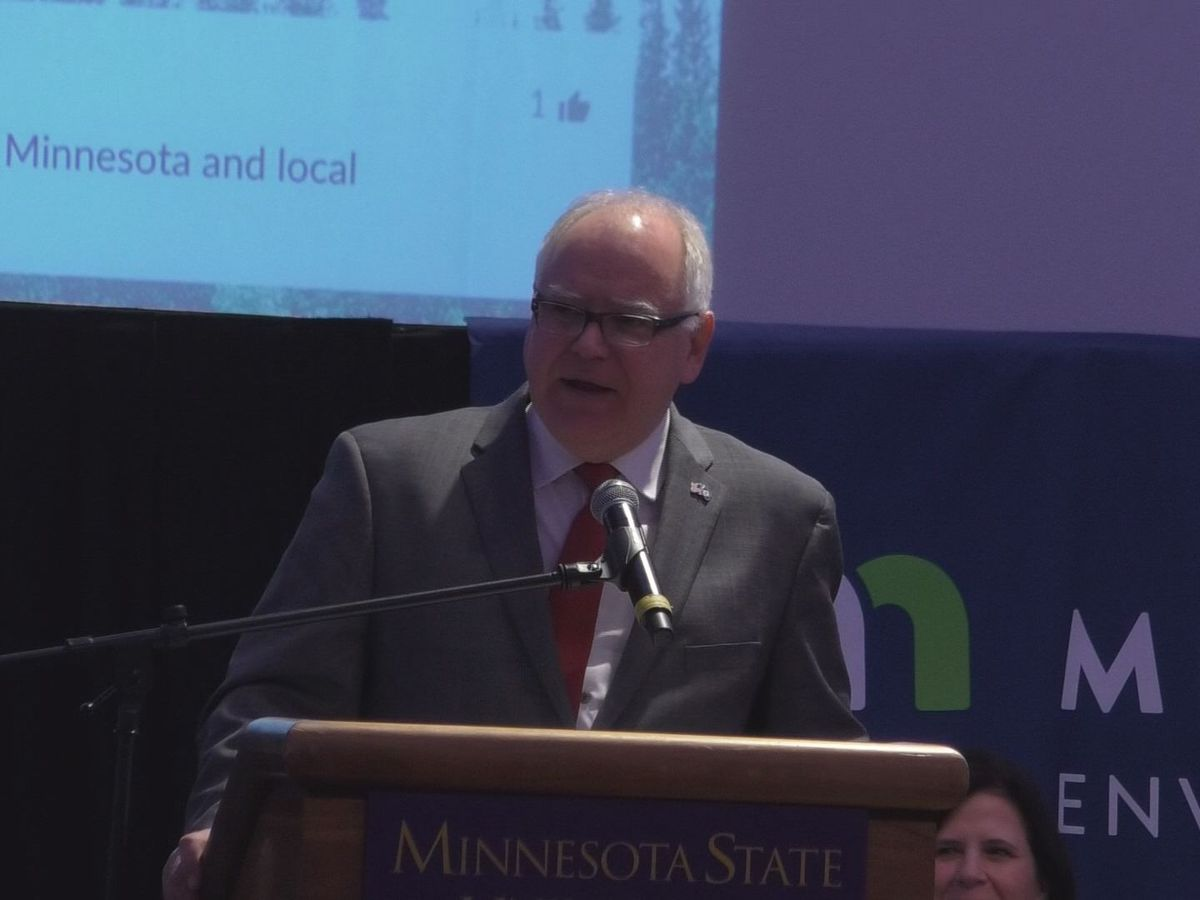 Hundreds gather to talk climate change at Mankato Environmental Congress