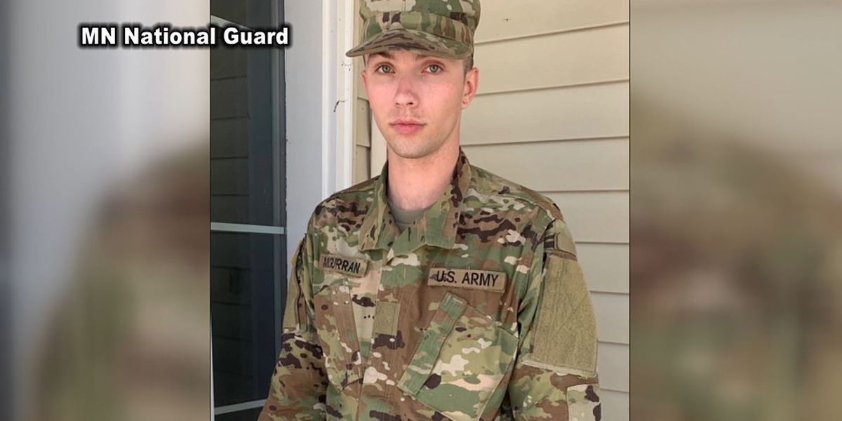Community honors soldier who died at a South Carolina Army base