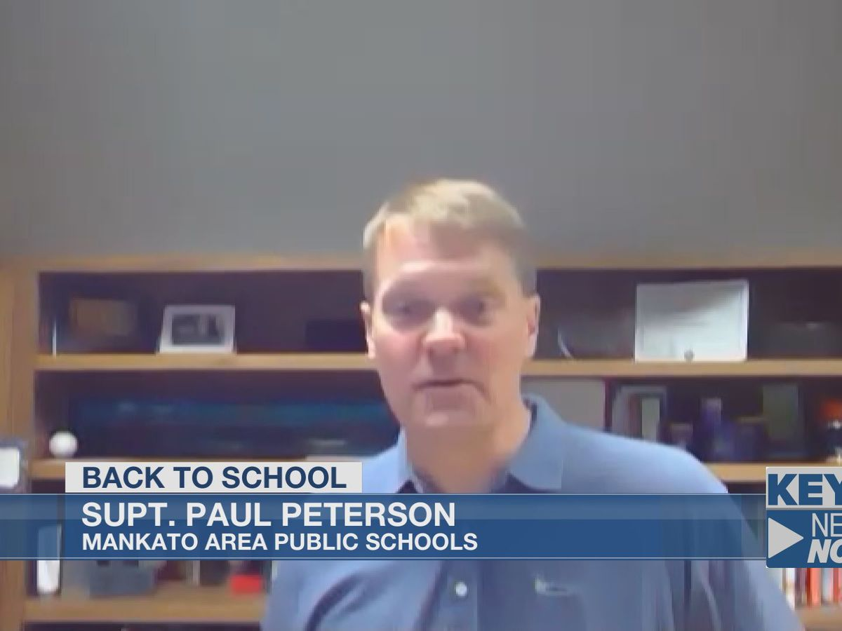 FULL INTERVIEW: Back to School with MAPS Supt. Paul Peterson