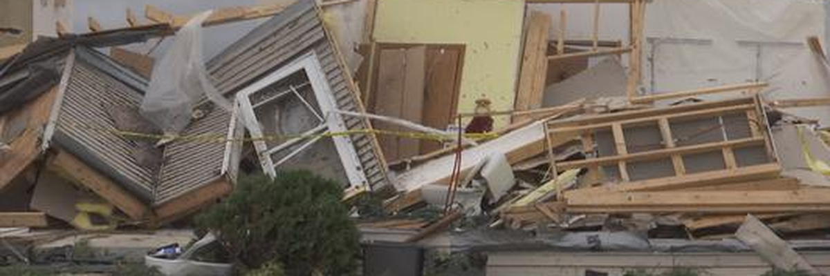 Morristown moves forward one year after tornado