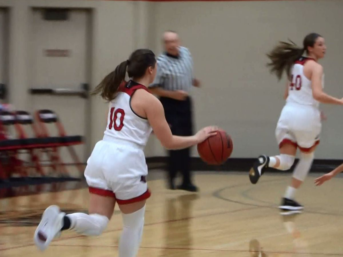 Bethany Lutheran Women's Basketball player awarded UMAC Player of the Week