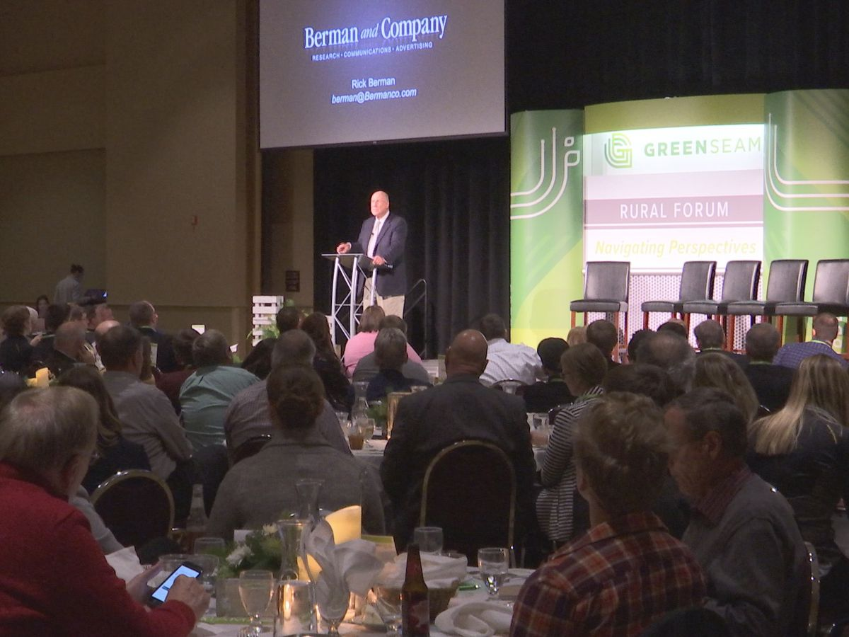 Rural Forum discusses hot topics in agriculture industries